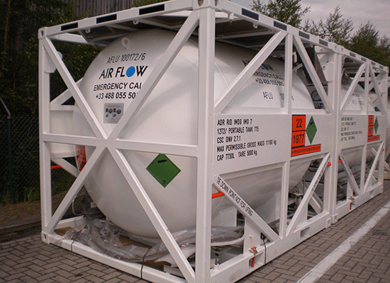 ISO-tank-10'