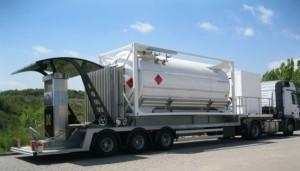 Pompe LNG